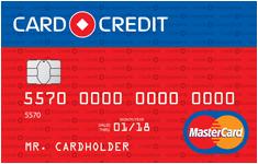 Кредитная карта Кредитная карта CARD CREDIT