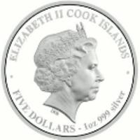 Аверс монеты «Змея с розами»